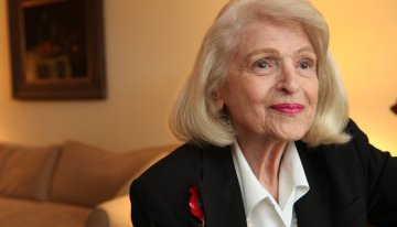 LGBT Trailblazer Edith Windsor, Whose Same-Sex Marriage Fight Led to Landmark Ruling, Dies at 88
