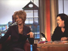 Rosie O'Donnell Claims She Knew Whitney Houston Was A Lesbian
