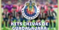 uniformes kits chivas de guadalajara dream league soccer 2018 2019