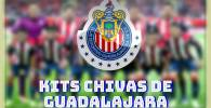 uniformes kits chivas de guadalajara dream league soccer 2018 2019