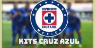 descargar kits cruz azul dream league soccer 2018 18 17