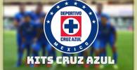 descargar kits cruz azul dream league soccer 2018 18 17
