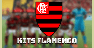 kits flamengo dream league soccer