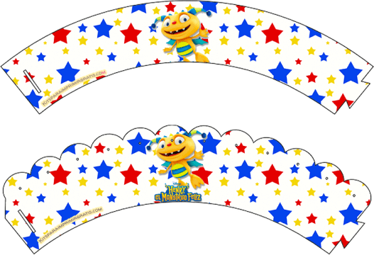 Wrappers henry hugglemonsters printables free