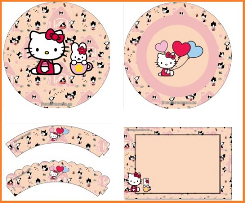 Hello Kitty kit