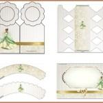 Decoración de Princesa Tiana: Kit para imprimir gratis