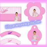 Kit de Violetta 3 para imprimir y decorar
