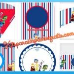 Kit de IntensaMente para cumpleaños imprimibles gratis