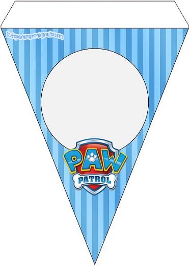 Kit Imprimible De Paw Patrol Para Descargar Gratis Kits