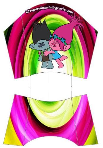 candy bar trolls para imprimir gratis - cajitas de trolls para imprimir - ideas para decoracion de trolls