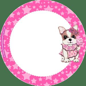 Imprimibles sofia perritos simones