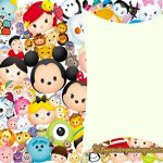 Kit Imprimible de Tsum Tsum para descargar gratis