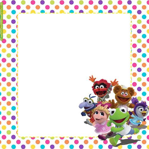 Muppets Kits para imprimir gratis