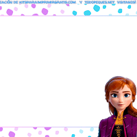 Kit Imprimible de FROZEN 2 Descarga Gratis