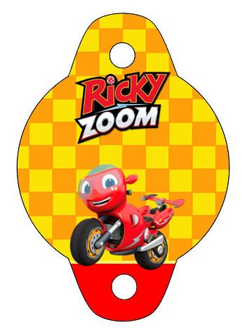 Adornos Ricky Zoom