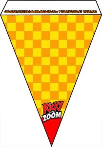 kits de Ricky Zoom para imprimir gratis