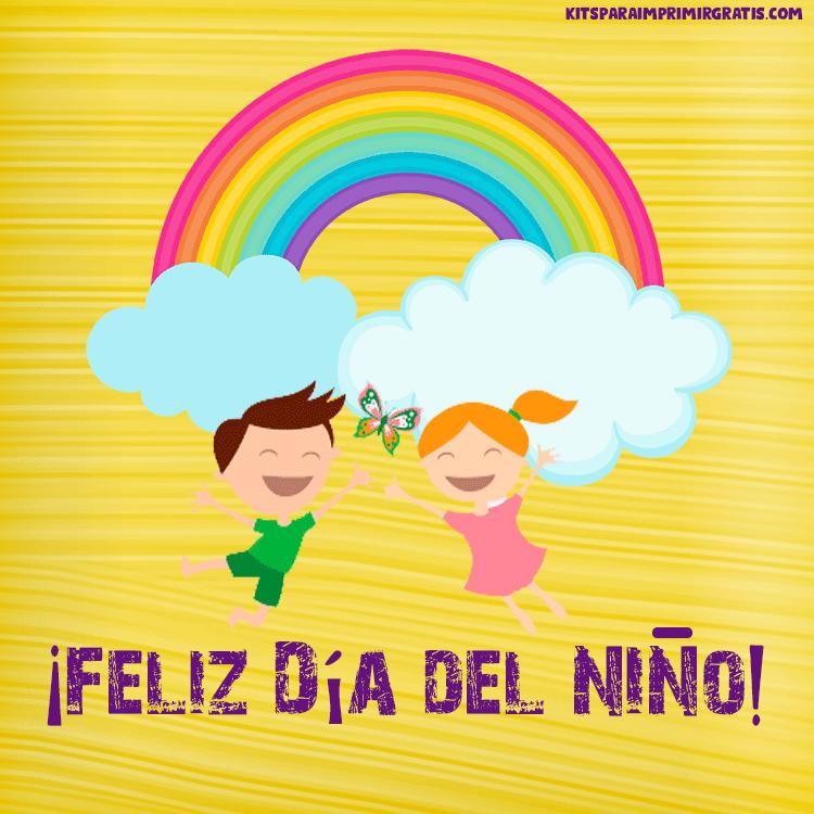 16 de Agusto Dia del Nino