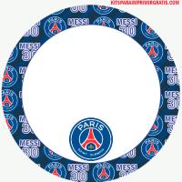 Kit Imprimible Paris Saint Germain Descarga Gratis