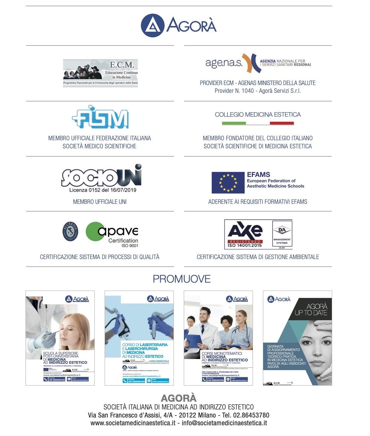 agora 2020 associations