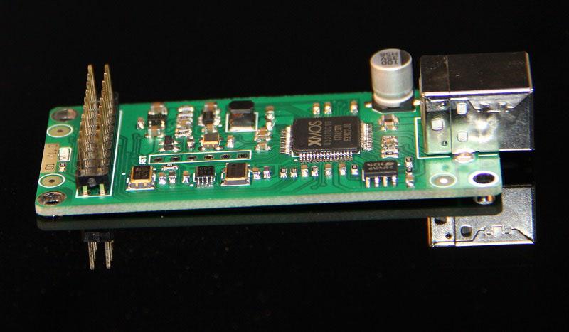 Singxer Q1 - USB Digital Interface Board - XU208 chip