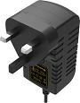 plug of ipower-5v silent to 1uV