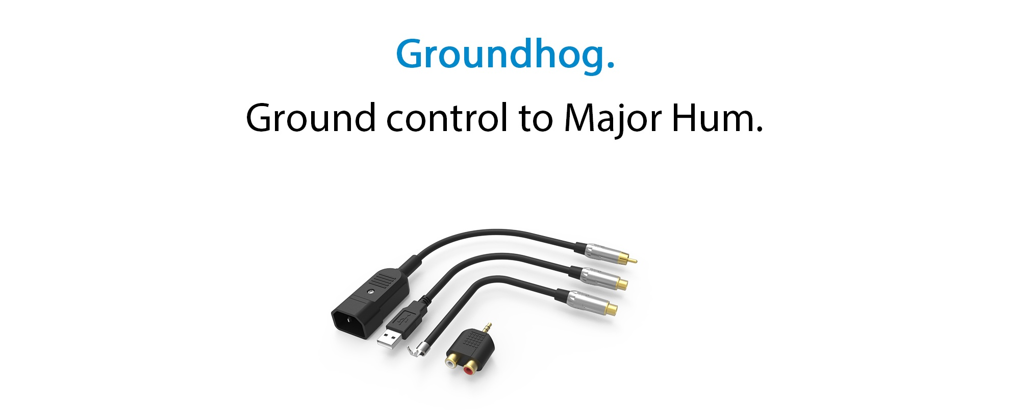 iFi Accessory Groundhog