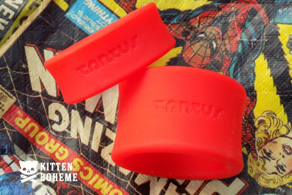 Tantus Super Soft Ball Stretcher Kit Sex Toy Review by KittenBoheme.com