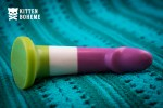BS Atelier Max Queer Silicone Dildo Sex Toy Review by KittenBoheme.com