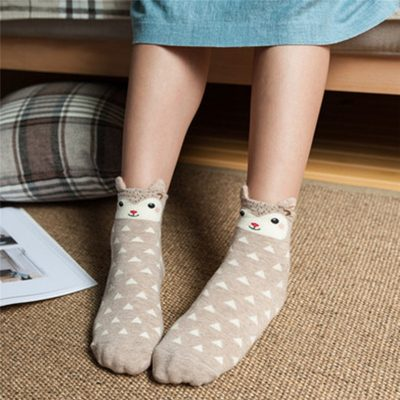 cat socks with ears