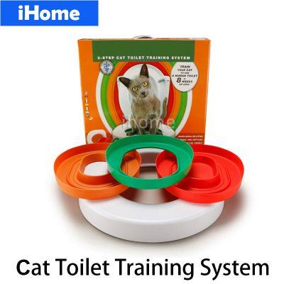 Cat Toilet Training Kit by Litter Kwitter