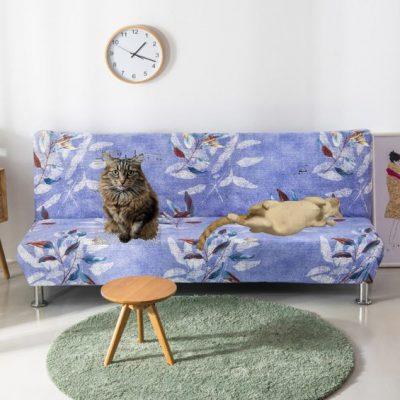 armless sofa bec cover pet protector new
