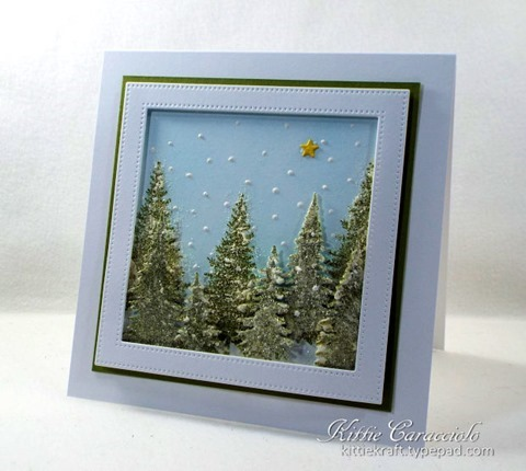 KC Impression Obsession Evergreen Trees 1 right