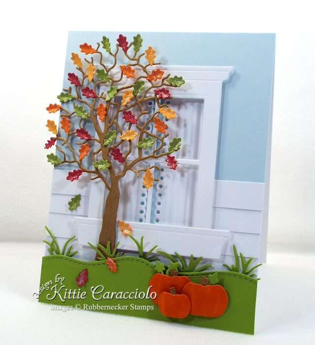 Rubbernecker Blog Come-see-how-I-made-this-die-cut-fall-tree-and-window-card.