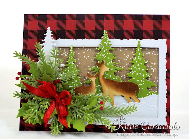 Rubbernecker Blog Come-see-how-I-made-this-snowy-deer-Christmas-card.