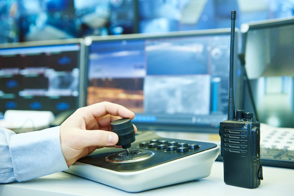 video monitoring surveillance security system