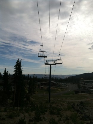 Discovery Chair Lift