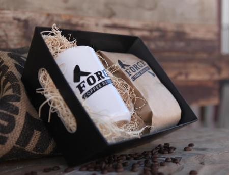 Forge Coffee Roasters Package