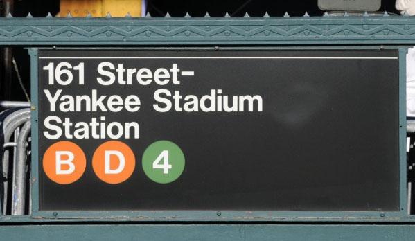 161st Yankee Stadium Bronx