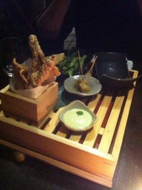 Holy maca...! sushi