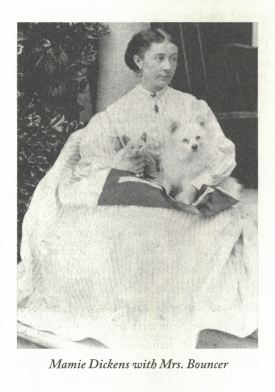 0405 daughter of charles dickens with unknown kitten