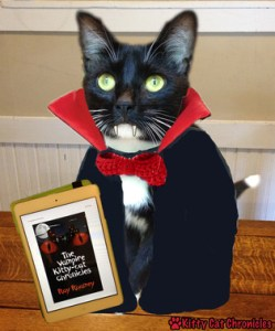 Vampire Kitty-cat Chronicles Book Review