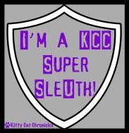 KCC Super Sleuth Badge