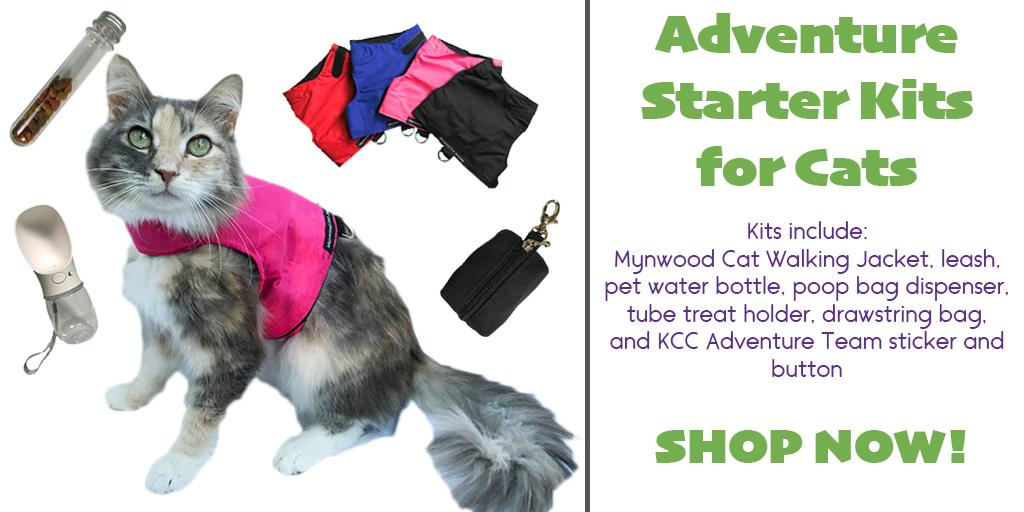 KCC Adventure Team Adventure Starter Kits - gear for adventure cats
