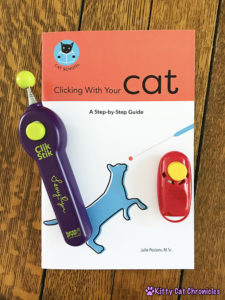7 Reasons to Start Clicker Training with Your Adventure Cat