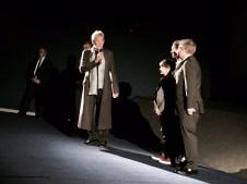 Ian McKellen, Laura Linney, Milo Parker and Bill Condon introduce the film