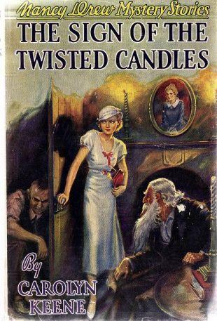 Twisted candles - USA II