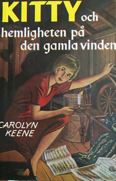 Kitty och hemligheten på den gamla vinden - Wahlströms