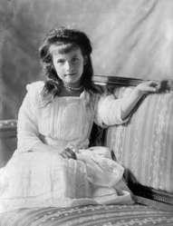 Anastasia Nikolajevna Romanova