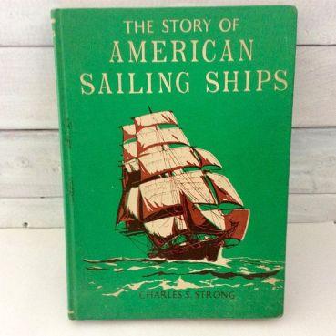American sailing ships - charlse s strong