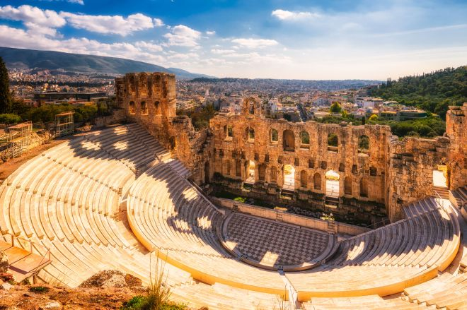 Theater of Herodotus Atticus